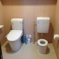 珍しい子供さん用のトイレ