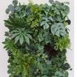 南国タイプ  壁 造花フェイクグリーン パネル オーダー特注品