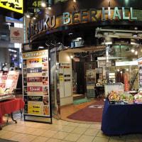 新宿三丁目@ビヤホールライオン 新宿ライオン会館(4)