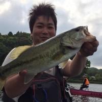 昨日のBigFish!