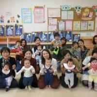 わんぱくクラブ『手形アートを作って飾ろう☆』H28.12.2