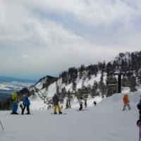 急遽山へ弾丸日帰りスキー