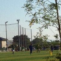 サッカー観戦⚽️