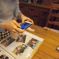 写真を簡単にスキャンできるアプリ
