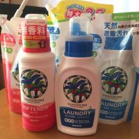 エコ洗剤で大満足