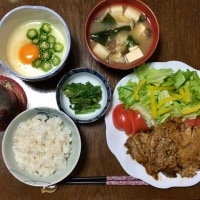 「お家ご飯」いろいろ・・・写メで見ると食べ過ぎてるように見えるけど・・・食べすぎなのかなあ???(^^)