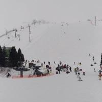 スキー(疲れた)