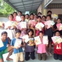 カンボジア孤児院のスレイレヤが国立大学に入学します