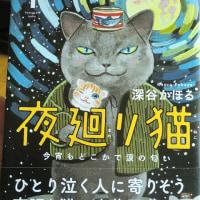 「夜廻り猫・夢袋」に当選しました。