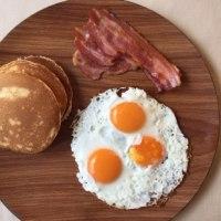 """クリスチャンの""""3""""の朝食 @ザ・コンサルタント"""