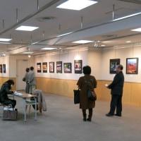 NTT-OBフォトサークル「写友会」作品展開催中です!!