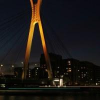 中央大橋・夜景
