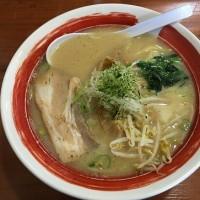麺家山形めんこいやの鶏しお白湯・780円☆