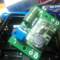 電池パックにDCDC埋め込み