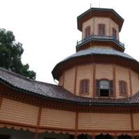 旧済生館本館 (山形県山形市) 多角形美の洋風建築
