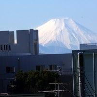 撮り直し富士山