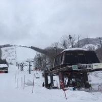 スキー日記-41日目-八方尾根