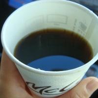 マクドナルドでコーヒー無料キャンペーンやってました!