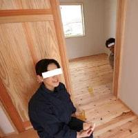 床塗り作業♪