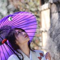冬の蝶~穏やか日和編... (如月遥菜 さん) -ポートレート-