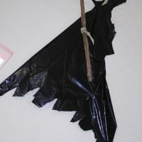 2005年10月2日の日記「ハロウィンの飾りつけ」
