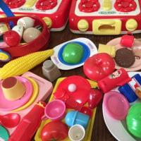 おもちゃの掃除