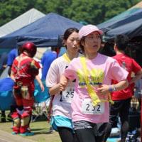 【第10回国営越後丘陵公園リレーマラソン大会】初参加!襷を繋いだよ!