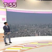 170523のおはようわくまゆと近江ちゃんと上原光紀さんと渋谷なのに千葉