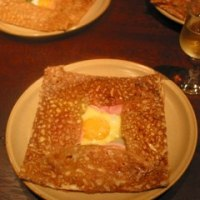 ブルターニュの伝統料理