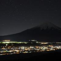 12月の高座山夜景