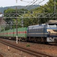 EF66-27の56レを撮影~山崎駅にて_17/06/27