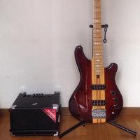 自宅用に超小型ベースアンプ Bass Cub 購入!