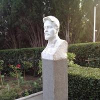 ヤルタのチェーホフ像