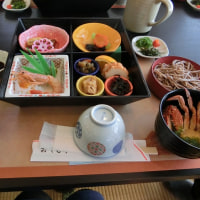 島根神仏霊場巡りツアー その2~お昼ご飯と鰐淵寺~