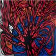 石井郁巳展 -Shout-抽象レヴォリューション2017.7.7〜7.15 -8日(土)15時パーティ--9日(日)-は休み。(11時〜18時) 最終日17時まで