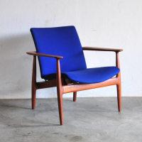 Danish cabinetmaker(195*)Teak Easy chair