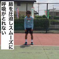 フィジカル  姿勢とテニスの関係性③「猫背姿勢は疲れやすい」  〜才能がない人でも勝てるテニスブログ〜