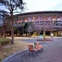 12年目の日産スタジアム・新横浜公園