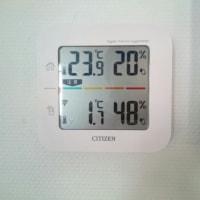 No.1108 ■寒いっ、冷たいっ!ポインセチアに異変(*_*)