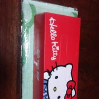 訂正 2000 円分をESSO の(株) 角登商店給油でハローキィティ…のティシュボックスが一個もらえます。