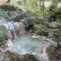 岩尾別温泉 無料の混浴露天風呂