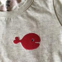 金魚がにげたTシャツ
