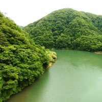天竜川(長野県泰岐村)