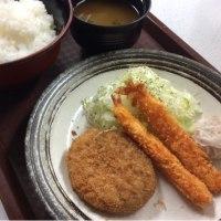 エビフライ・牛肉コロッケ・カニシューマイ
