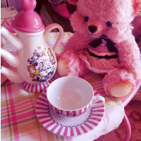 フランボワーズちゃんからお便りが届きました♪…pink☆pink♪