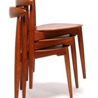・Heart chairs (FH 4103) HansJ.Wegner