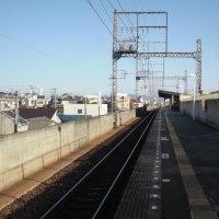 近鉄長野線 川西駅!