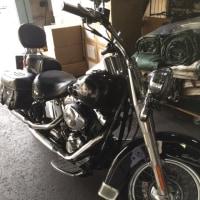 バイクが欲しい その後  Harley-Davidson