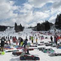 2017年2月26日 鷲ヶ岳スキー場に行ってきました。