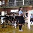 金管バンド部活動報告「終業式・金管バンド部壮行会」